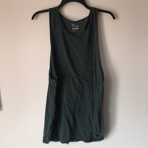 Old Navy Active Army Green Tank Top